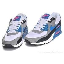 Zapatillas Nike Air Max 90 Modelo Mujer