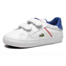 Zapatillas Lacoste Fairlead Velcro / Brand Sports