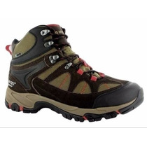 Bota Zapatilla Hi Tec Altitude Lite Trekking Impermeable Hom