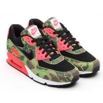 Zapatillas Nike Air Max 90 Camufladas - Hombre