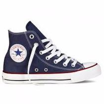Converse All Star Bota Azul Niños Del 27 Al 34