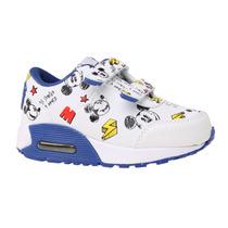 Zapatillas Disney Air Mickey Retro Velcro
