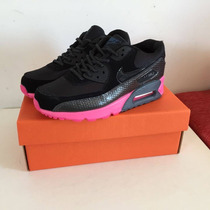 Zapatillas Nike Air Max 90 Increibles!!!
