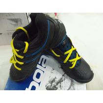 Zapatillas Babolat Team V-pro Junior Style Tenis Padel