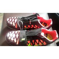 Zapatillas Con Clavos Para Atletismo Salto Largo Y Garrocha