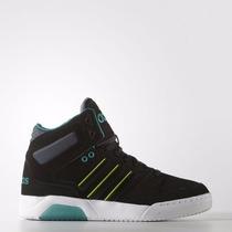 Zapatillas Adidas Neo Bb9tis Mid Hombre + Envio Gratis