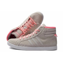 Zapatillas Adidas Neo Park Lx Mid Mujer.