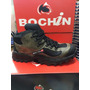 Zapatillas Borcego Bochin Trekking Trabajo Deporte Reforzado