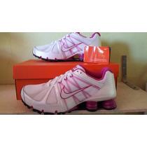 Zapatilla Nike Shox Resortes #mujer