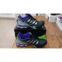 Zapatillas Deportivas Con Resortes