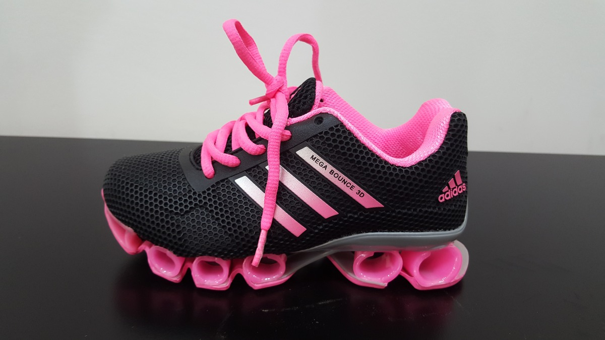 dacb88ac01c adidas mega bounce 3d mujer