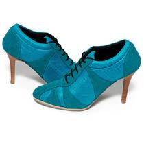 Zapatos Para Bailarines - Tango - Salsa - 1 Año De Garantía.