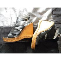 Zapatos Sandalias Con Plataforma Luna Chiara