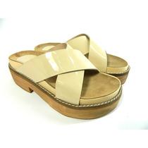 Zapatos Mujer Zuecos Plataforma Sandalias Magali Shoes