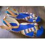 Sandalias De Aguayo Chatitas Zapatos Primavera Verano