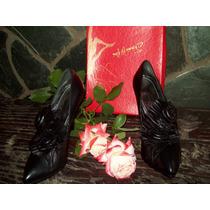 Un Mimo Para Tus Pies!!! Zapatos Saverio Di Ricci (nº40)