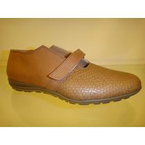 Chatitas Tipo Zapatillas 100%cuero Liquido! 36 Ultimos Pares