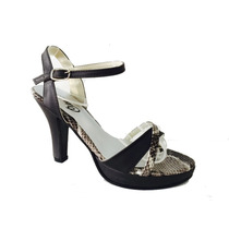 Zapato Stiletto Fiesta Noche Taco Mujer Dama - Araquina