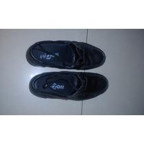 Zapatos Colegiales De Cuero Pizzoni