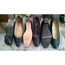 Lote De Zapatos & Sandalias De Mujer Usadas