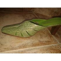 Hermoso Calzado Estilo Clasico * Cuero* Directo De Fabrica