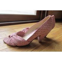 Zapatos Sandalias Color Rosa Talle 36 Marca Ricky Sarkany