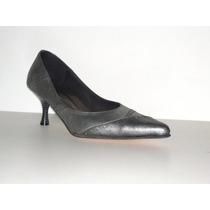 Zapato Escotado Liso - Stiletto - Nina Molina - Art. 5121