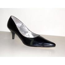Zapato Escotado Liso - Stiletto - Nina Molina - Art. 6100
