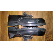 Zapatos Con Punta De Acero Seguridad Nº40-plantilla 27cm.