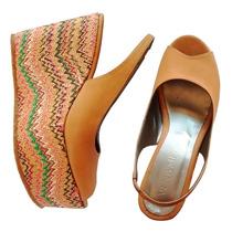 Zapatos Mujer Sandalias Día Noche Elegante Taco Plataforma