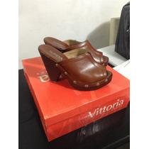 Zapatos Sandalias Plataforma Con Taco Última Moda !
