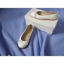 Zapatos De Comunión... Impecables!!! Una Sola Postura!!