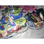 Sandalias Con Luces Para Niños Y Niñas Varios Motivos