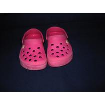 Sandalia Sueco Cheeky Tipo Crocs, Nena , T.27