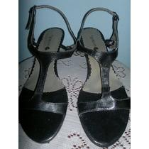 Sandalias Zapatos N°38 Brasil- N°39 Arg.- Divinas! - Oferta