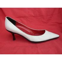 Zapato Sandalia Stiletto Impecable Nº 38 Imperdible