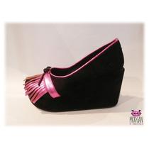 Berenice Sweet. Zapato Con Plataforma All Season! Oferta!!!