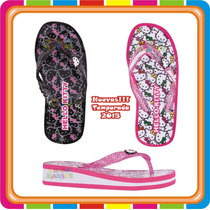 Ojotas Barbie Kitty Originales Footy- Mundo Manias