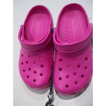 Crocs Classic Mujer Juvenil Original De Fabrica