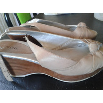 Zapatos Importados Prune Y Piccadilly Y Vestido De Fiesta