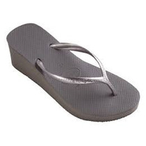 Havaianas Originales High Fashion Con Taco Zona Alto Palermo