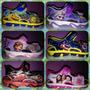Sandalia Con Luz Revender, Minion, Vengadores Frozen Sofia