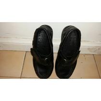 Zapatos Colegio Nene Negro N 30