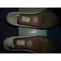 Zapatos Blancos 15 Años O Casamiento 100 % Cuero+suela