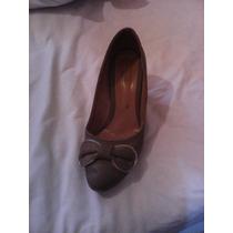 Zapatos Color Crema N°37