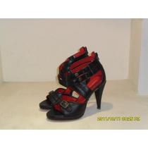 Zapatos Sandalia Taco Alto Plataforma Mujer Prim/ver 2015