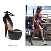 Zapatos Sandalias Cuero Plataforma Steve Madden Importados