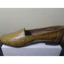 Zapatos Tipo Mocasin Cuero Astton - Directo De Fabrica -