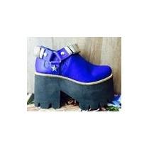 Botas Coleccion Otoño Invierno Azul 1303