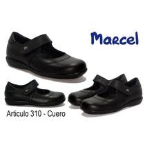 Escolar Marcel - Guillermina Art.310 - Cuero 27 Al 33